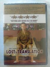 Lost In Translation (Dvd, 2004, Widescreen) *New*