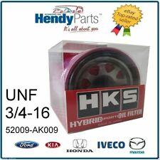 New! HKS Hybrid OIL Filter Performance suitable for Nissan R32 R33 R34 RB25 RB26