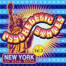 VA Psychedelic States New York In the`60s Vol.3, CD Neu