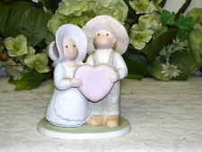 Circle Of Friends Figurine I Love Jesus Homco 1994