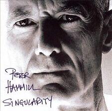Singularity by Peter Hammill (CD, Dec-2006, Fie!)