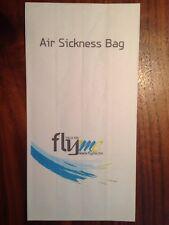 Air Sickness Bag Barf Bag Kotztüte Villa Air Fly Me Malediven OLD Design