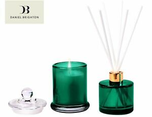 Daniel Brighton Lemongrass Lime Candle & Diffuser Set - French FREE SHIPPING