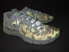 Nike Free 3.0 Trainer Camo Running Shoes 625164-002  Men's 11.5M