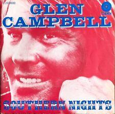 "Glen Campbell - Southern Nights - Vinyl 7"" 45T (Single)"