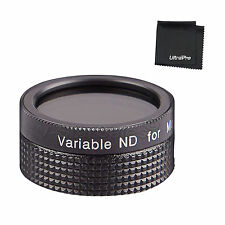 Variable ND(ND2-ND400) for DJI-Mavic with UltraPro Microfiber Cloth