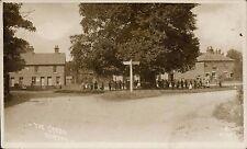 Horton near Colnbrook. The Green # R 1237 by YC.