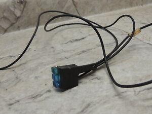 GM 12009398 Vigilite Assy, RH, NOS OEM, RARE 25503655, Fiber Optics