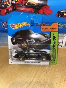 Hot Wheels  Porsche 934 Turbo RSR  2018 Black 1/64