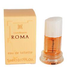 Roma von Laura Biagiotti Eau de Toilette EdT 5 ml Miniatur Splash-Flakon