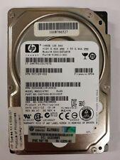 HP EG0146FARTR 146GB HDD SAS P/N: 518011-001