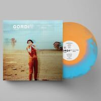 GORDI - OUR TWO SKINS - LIMITED EDITION ORANGE BLUE SWIRL VINYL LP NEW SHRINK