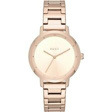 Dkny Watch NY2637 Rose Gold Womens Brand New