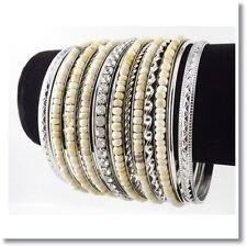 Alloy Bangle Bone Fashion Bracelets