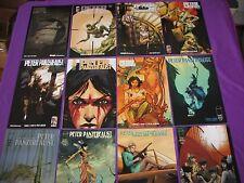 Peter Panzerfaust #11-22 Complete Image Run Comics 12 Comic Set VF