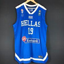 Ioannis Papapetrou Greece 🇬🇷 Game FIBA NBA Trikot Basketball Jersey Jordan