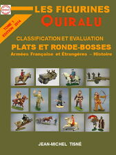 """LES FIGURINES QUIRALU "" TOME 1 -DOS CARRE- petit format  17 x 24"