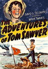 The Adventures Of Tom Sawyer (DVD,1938)