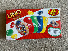 Uno Jelly Belly Edition (Beans Not Included) Card Game (Card Game)