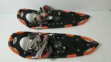 Atlas Snow-Shoe Model 1025 Orange Snowshoes Pair