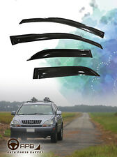 For LEXUS RX300 99-03 Deflector Window Visors Guard Vent Weather Shield