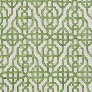 Kravet Fabric Lacefield  Imperial Jade Cotton Drapery Upholstery