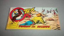 TEX A STRISCIA -  SERIE MEXICO N. 9
