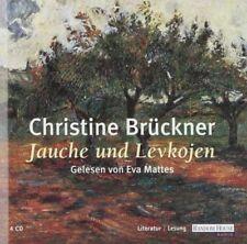 Hörbuch Christine Brückner Jauche und Levkojen (gelesen von Eva Mattes) 2000