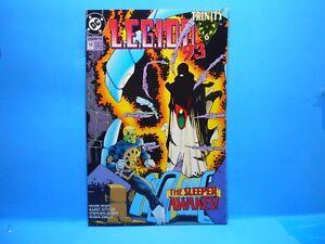 """L.E.G.I.O.N. """"93 #58 of 70 1989-1994 DC Uncertified See also LOBO & R.E.B.E.L.S."""