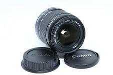 Canon EF-S 18-55mm f/3.5-5.6 is II objetivamente