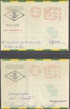 BRAZIL, 1974. Hovercraft Flights HM2, (2)