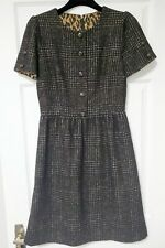 Dolce gabbana Wool Dress IT40