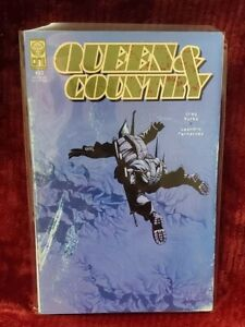 Queen & Country #10 2002 Oni Press Comic