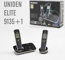 Uniden Elite 9135+1 Multi Mode Bluetooth DECT 6 Cordless Phone System Machine
