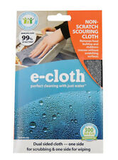 NEW! E-CLOTH Non-Scratch Scouring Polyester / Polyamide Cleaning Cloth 10636