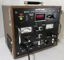 Multi-Amp  FTS-300 Frequency Test Set