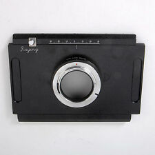 Moveable Adapter For Pentax To Toyo Linhof Sinar Horseman Wista Arca 4x5