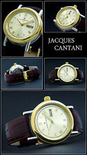 Automatic Original JACQUES CANTANI Watch Series Odyssee Bi-Colour Dreamy &