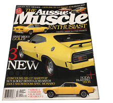 THE AUSSIE MUSCLE ENTHUSIAST # 02