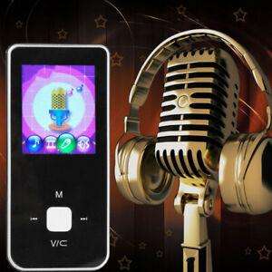 1X MP3 MP4 Player Sport Music Speakers MP4 Media FM Radio Recorder Color Screen