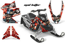 Snowmobile Graphics Kit Sled Decal Wrap For Ski Doo Rev XP Summit 08-12 MAD S R