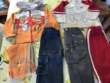 Lotto bimbo tute e pantaloni velluto Disney Montefiore 12 mesi inverno