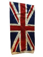 More details for vintage union jack ww2 era flag-britain british england english