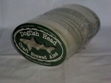 Pack of 100 DOGFISH HEAD CRAFT ALES Beer COASTER  w/ Fish Cutout DELAWARE 2010,