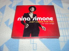 Just Cares For You-her best canzoni di Nina Simone (2014) Box-Set 3 CD 'S
