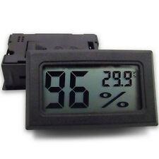 Mini Digital LCD Indoor Convenient Temperature Sensor Humidity Meter #16