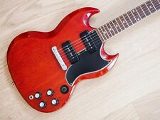 1964 Gibson SG Special Vintage Electric Guitar Cherry P-90 w/ Case