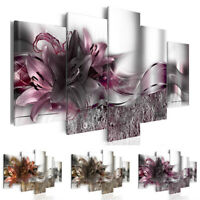 5 X Unframed Modern Art Oil Painting Canvas Print Wall Picture Home Room/Decor