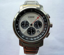 BMW Classic Car Accessory Sport Collection Made in Germany Watch Chronograph