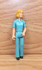 Genuine Fisher-Price Vintage (1979) Medical Personnel Blonde Lady Only **READ**